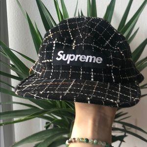**AUTHENTIC** Supreme 5-Panel Hat